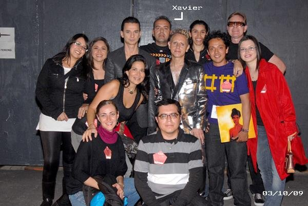 Meet & greet 3 oct Foro Sol