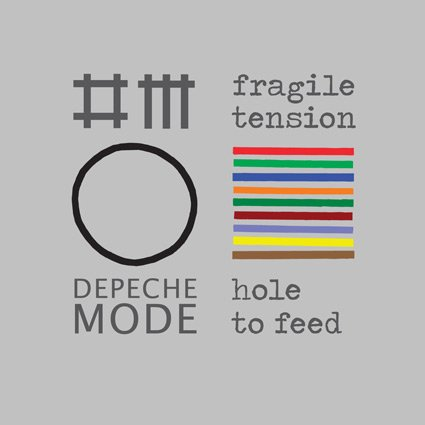 portada sencillo fragile tension hole to feed