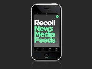 aplicacion de recoil para iphone