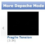 fragile tension en myspace